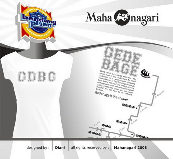 """Gede Bage"" copyrights Mahanagari 2008"