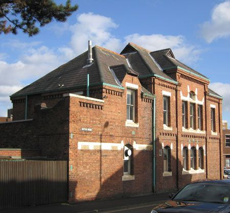 Kidderminster Workhouse Sutton Road