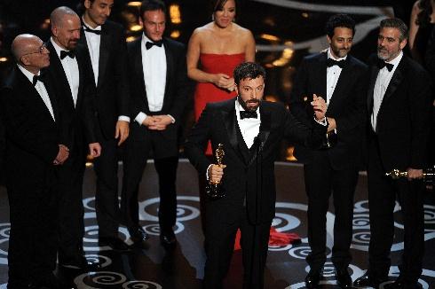 Oscar 2013, vincono Argo e Vita di Pi, battuto Spielberg | Robe da Cinema