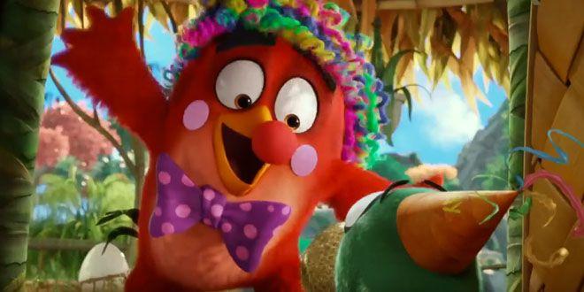 Presentaron un nuevo tráiler del film de los Angry Birds http://j.mp/1W69eKk |  #AngryBirds, #Noticias, #Rovio, #Sony, #Tecnología, #Videojuegos