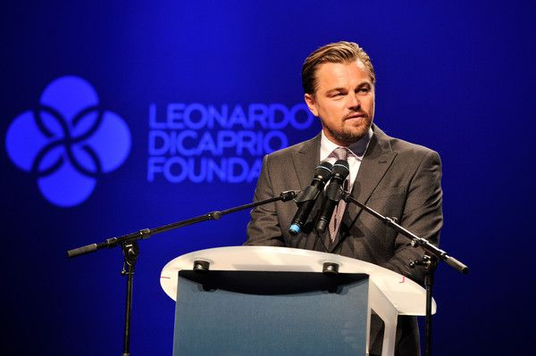 The Leonardo DiCaprio Foundation 3rd Annual Saint-Tropez Gala - Dinner