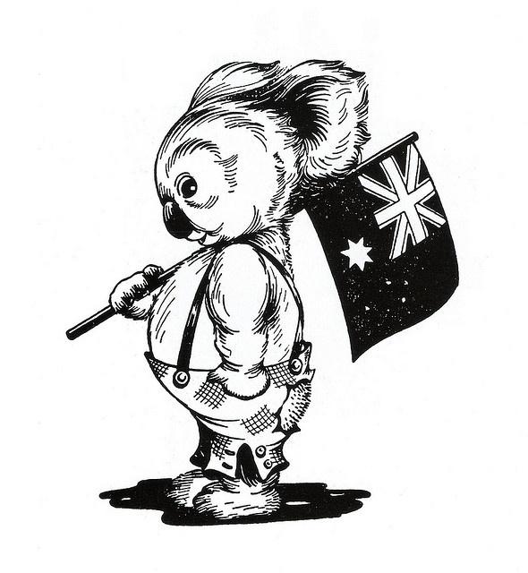 Blinky Bill - children's book