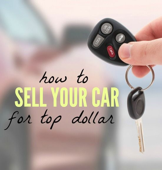 Selling a used vehicle can be a bit tricky, especially if the vehicle is still rather new and/or worth quite a bit of money. You want to make as much money