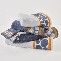 Комплект из 6 махровых предметов для ванной Aleec плотностью 420 г/м2 La Redoute Interieurs - Полотенца для рук