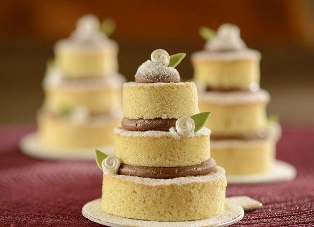 MINI NAKED CAKE: