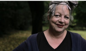 """Only thin women ask me that"". Jo Brand: Beautiful Real Dry as a chip. Love."