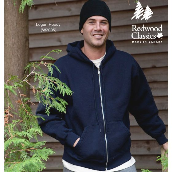 It's beginning to look a lot like Logan...our Logan Hoody, that is! Spend the winter months in #MadeInCanada quality.