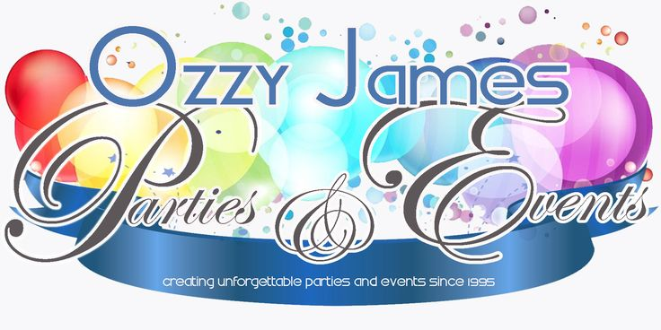 Party Hire Liverpool - Ozzy James Parties and Events, create amazing parties with our range of hire features and complete party packages - est 1995