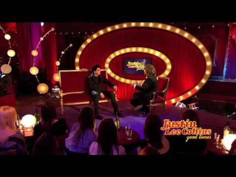 Adam Lambert on Justin Lee Collins Uncut Pt 1