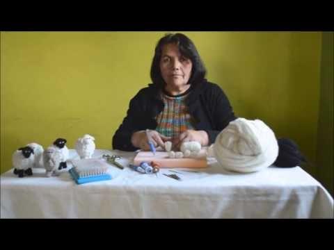 Obeja en Fieltro - Marta Lara - YouTube