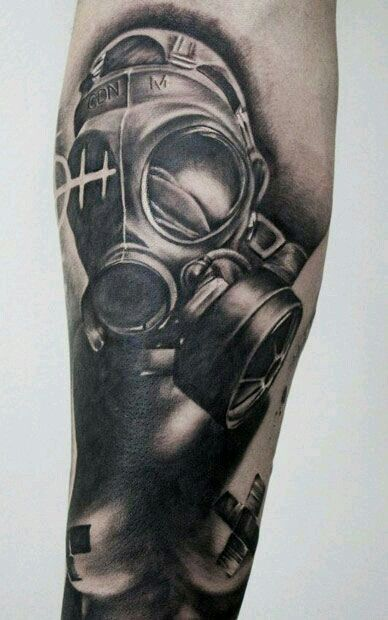 102 best Gas mask images on Pinterest | Gas masks, Gas ... Gas Mask Tattoo Sketch