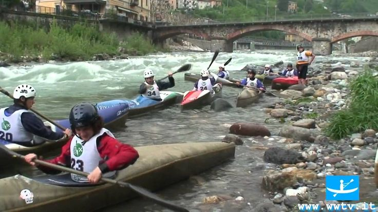 DIVERTIAMOCI IN CANOA (by Federazione Italiana Canoa Kayak)
