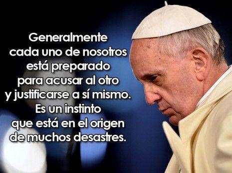 Pensamienro Del Embarazo De El Papa Francisco   Todas Frases