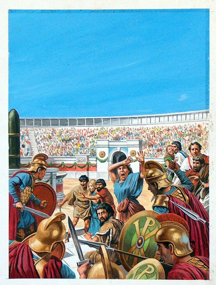 Byzantium 1 (Original) art by Roger Payne at The Illustration Art Gallery