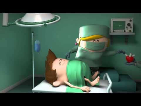 ▶ LES METIERS (JOBS) : ep2. La Chirurgienne (Surgeon) - YouTube