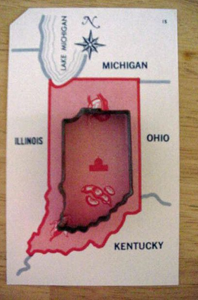Indiana Cookie Cutter: Indiana Cookies, Cookies Cutters, House, Cookie Cutters, Sarah, Favorite Recipes, In Indiana