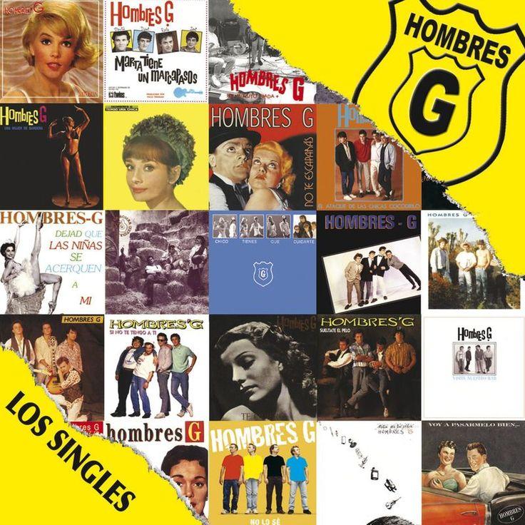 Chico Tienes Que Cuidarte by Hombres G - Los Singles 1985-2005