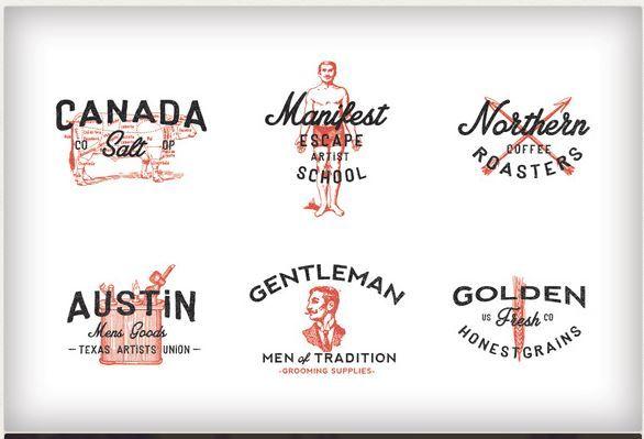 22 Retro Logo Design Examples