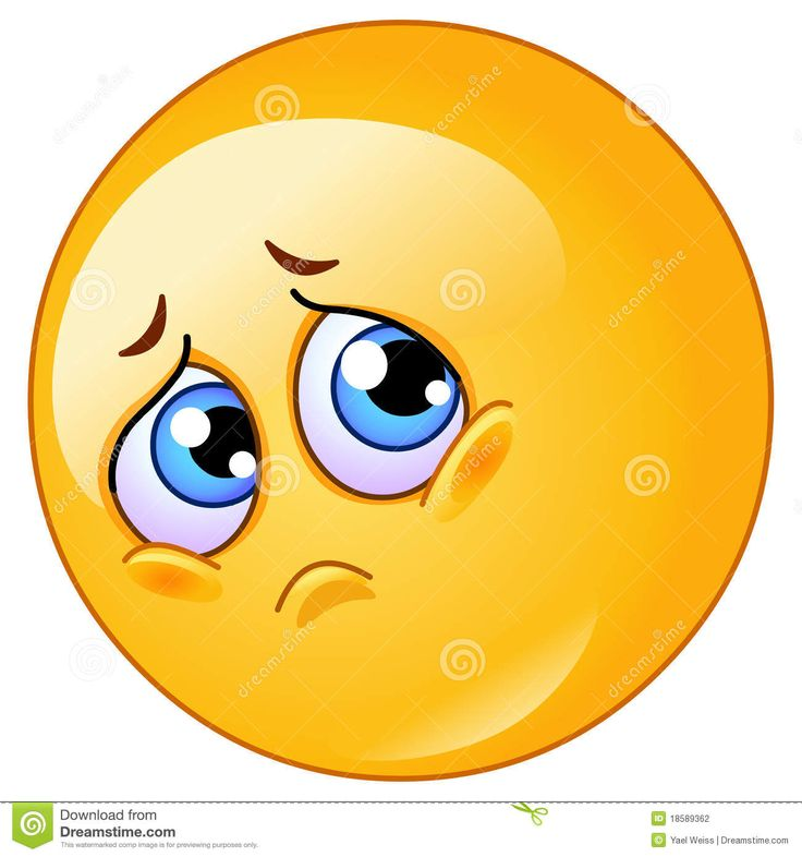 Sad Emoticon - Download From Over 68 Million High Quality Stock Photos, Images, Vectors. Sign up for FREE today. Image: 18589362