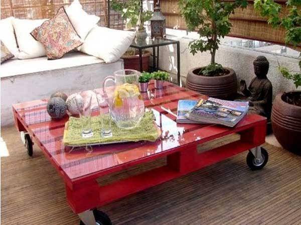 Stunning Idee Palette Salon De Jardin Pictures - Amazing Design ...