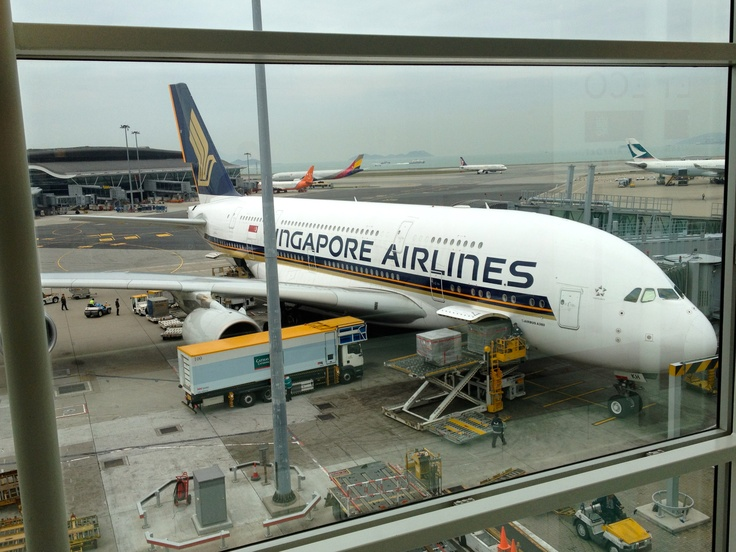An A380 always makes me long to fly