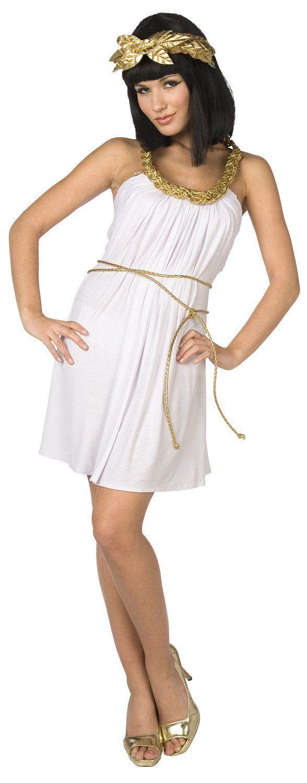 Disfraz de princesa griega para mujer: Amazon.es: Juguetes y juegos