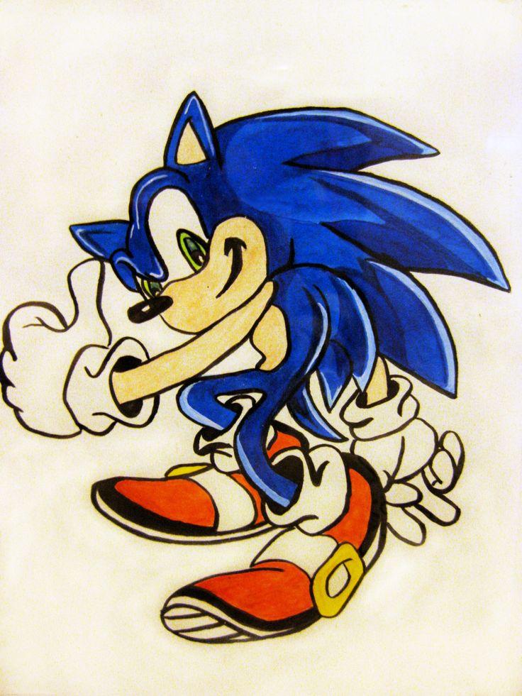Sonic - Inchiostro (2006)