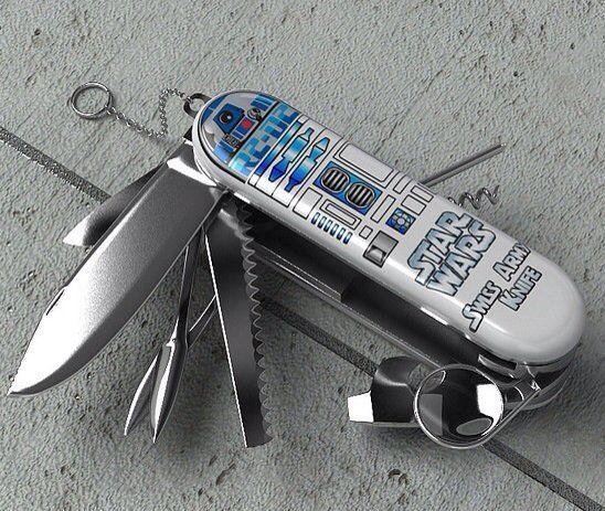 Fancy - R2-D2 Swiss Army Knife