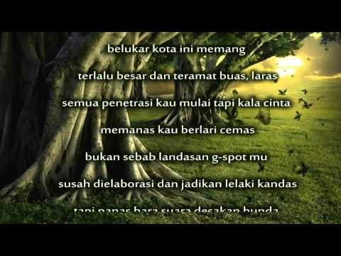 """Cover Video From After Effects[ YouTube ]     Puisi """"SELAPUT LARAS FRIGIDITAS"""""""