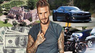David Beckhams Lifestyle -2017