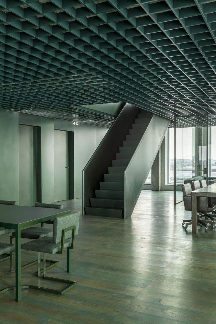 Sony Musi Amsterdam HQ by Space Encounters