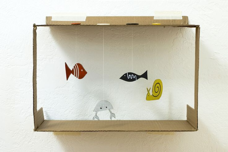 Made By Joel Box Aquarium 1