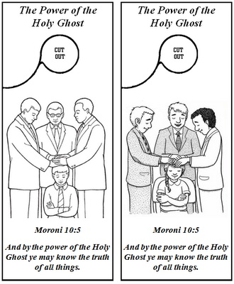 Lesson 7 : The Holy Ghost Helps Us Know the TruthTeaching The Holy ...