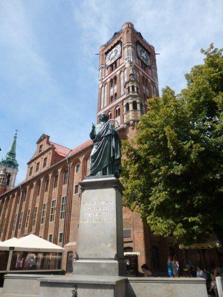 Pomnik Mikołaj Kopernika