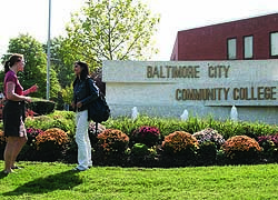 Troubled Baltimore City Community College considers free tuition