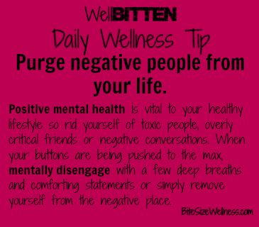 Daily Wellness Tip
