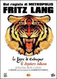 #unfakedialberto reviews Fritz Lang's dvd box
