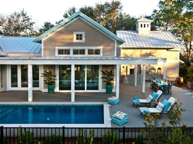 hgtv smart home artistic view smart home home garden television built by glenn layton homes in paradise key south beach jacksonville beach florida - Home And Garden Home Giveaway