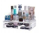 Custom acrylic makeup organiser box makeup cosmetic organizer makeup organizers for cheap DMO-243