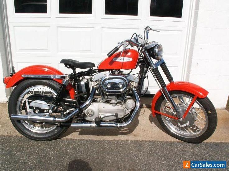 Motorcycle for Sale 1968 HarleyDavidson Sportster