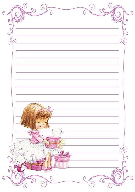 papier a lettre