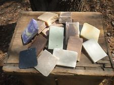 "End Cuts Natural Handmade Soap 2 + Pounds ""FREE SHIPPING""!!!"