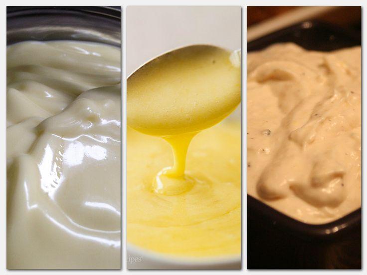 Ismerd meg a 12 legfinomabb mártás receptjét!