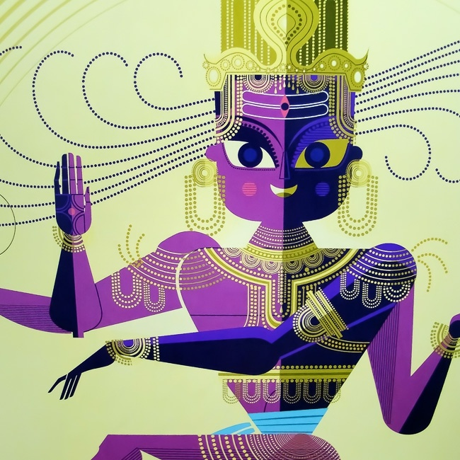 Poster #Nataraja  #God   #India