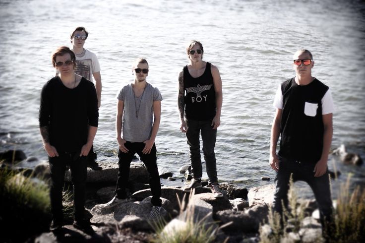 As They Arrive. Metalcore band.