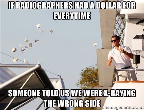 Funny Xray Tech Memes : Five embarrassing moments in ray tech