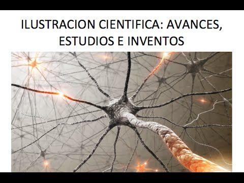 Ilustración científica: avances, estudios e inventos