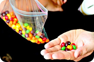 Tithing Family Home Evening (The Parable of the Skittles)