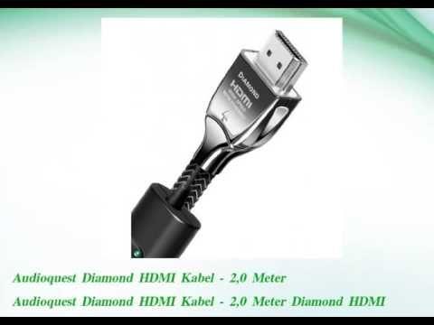 nice Audioquest Diamond HDMI Kabel  2,0 Meter