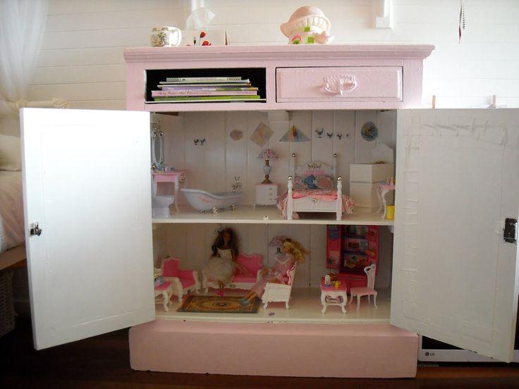 Best 25 Barbie House Ideas On Pinterest Diy Dollhouse Diy Interior